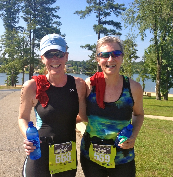 My Try at a Triathlon: 5 Unexpected Life Lessons