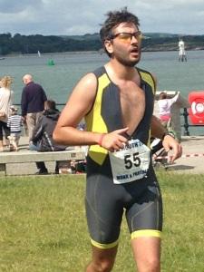 First Time Triathlete Jaime